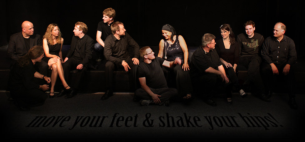 Soul-Affair - die Kultband aus Siegen - Move your feet and shake your hips